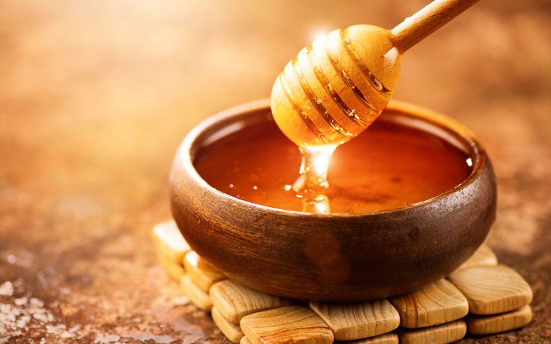 Honey - The key ingredient of Grandma's medicine
