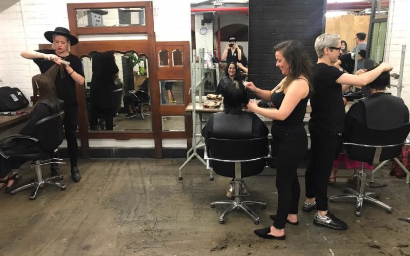 Hairdresser course Melbourne