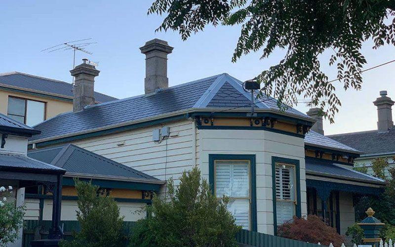 Slate Roof Restoration Melbourne