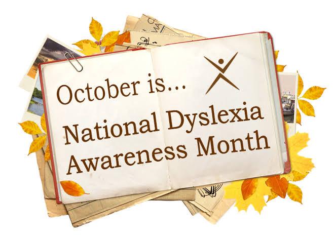 Dyslexia month
