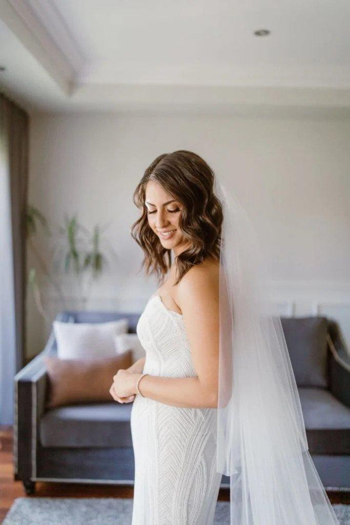 strapless bridal gowns